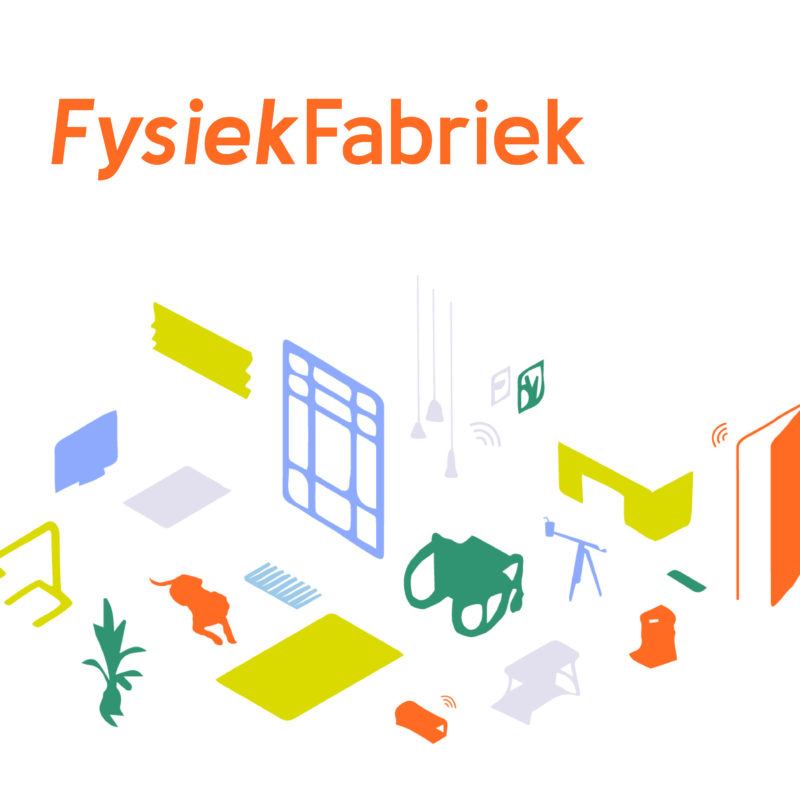 FysiekFabriek inclusive design project by Aurore Brard and Lotte de Haan in collaboration with Fokus Wonen and supported by Slimuleringsfunds creative indutry and AGIS innovatie funds.